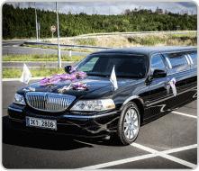 Svatební limuzína